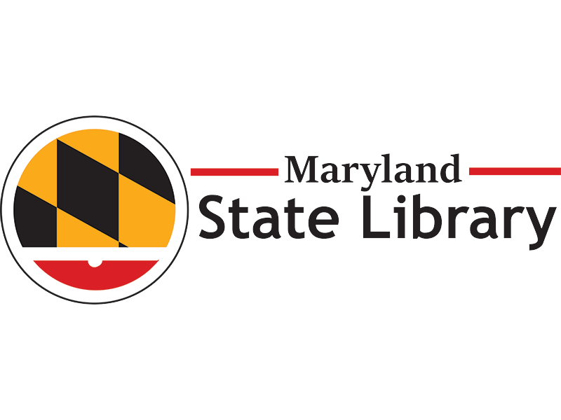 Find Your Local Library resource; Maryland State Library Logo
