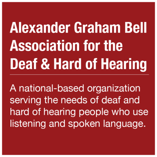 Alexander Graham Bell Association for the Deaf and Hard of Hearing (AGBell)