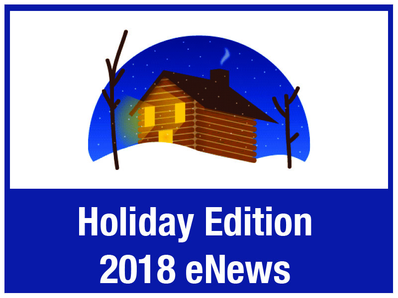 eNews - Holiday 2018