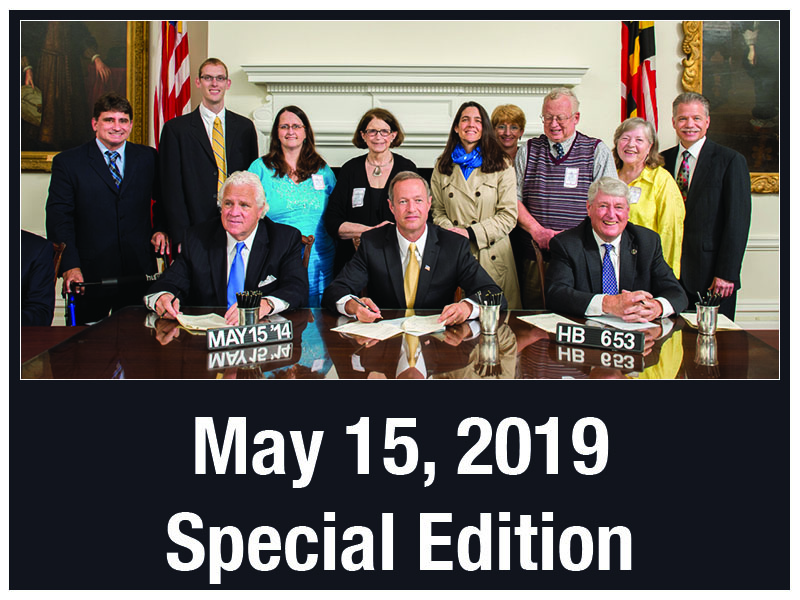 eNews - May 15, 2019 Special Edition
