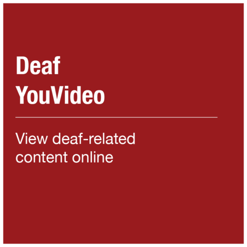 Deaf YouVideo