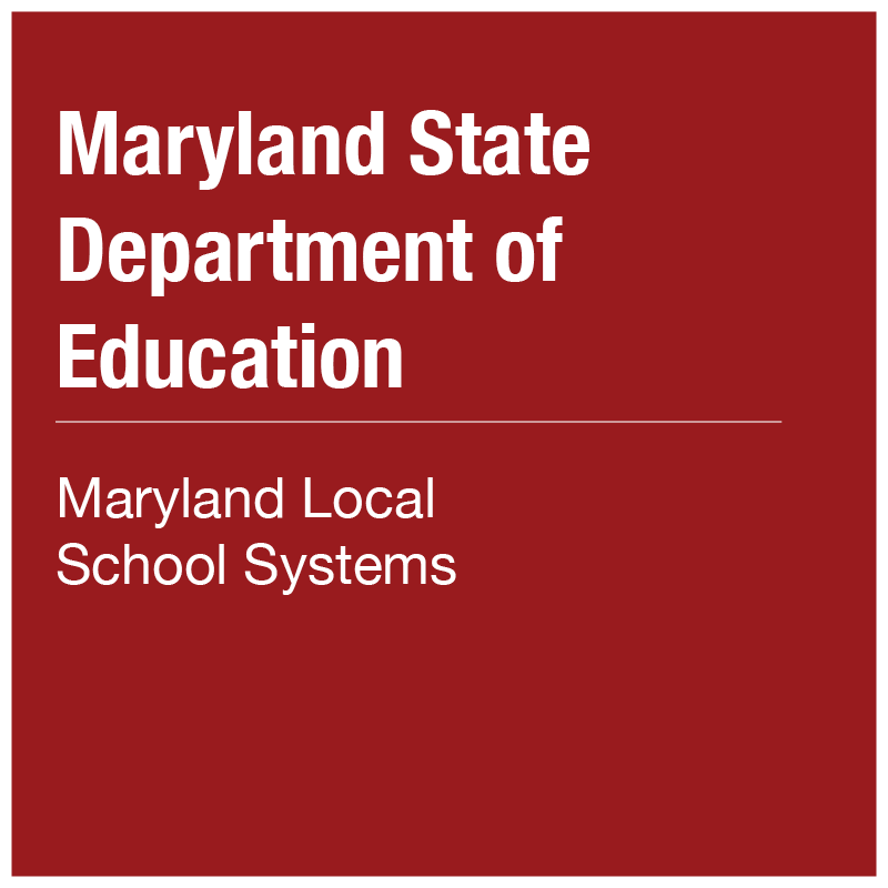 MSDE - Maryland Local School Systems